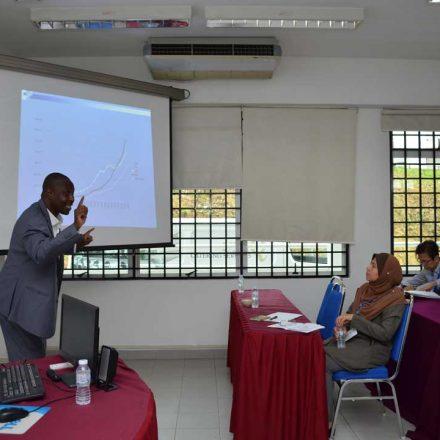 Komar University ICAEP International conference – Malaysia