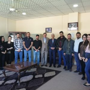 Field visit to Tax Office in Sulaymaniyah